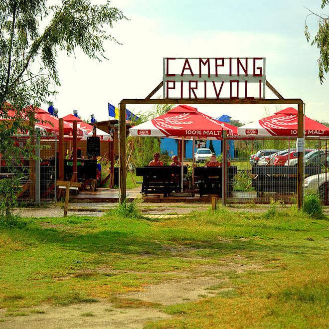 Camping Pirivoli La Mal din Mamaia Nord