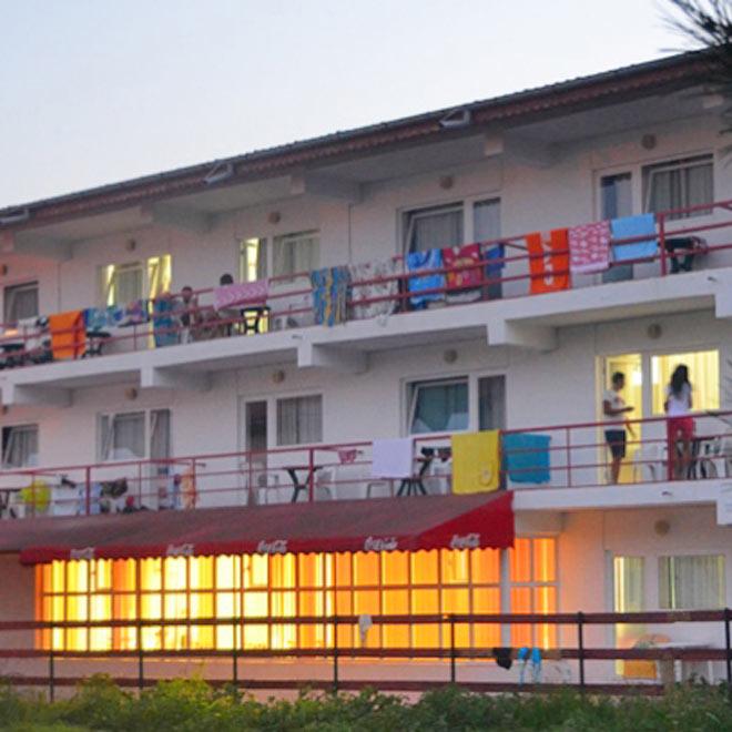 Hostel Iunona din Costinesti