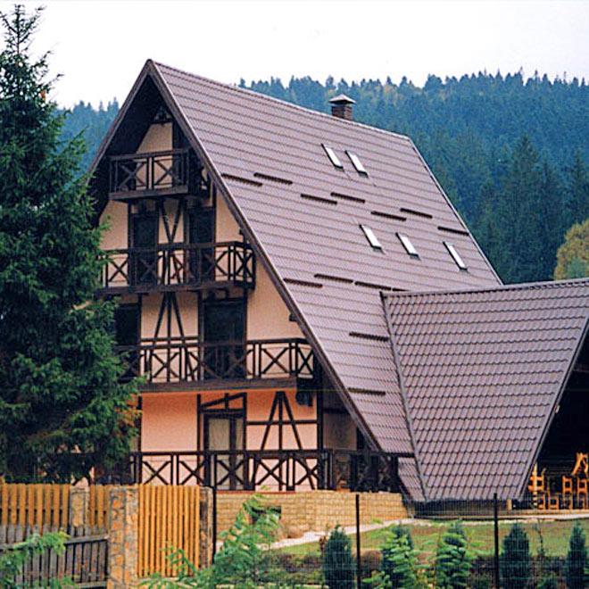 Pensiunea Buchenland din Sucevita