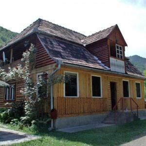 Cabana Moara de Padure din Frasinet