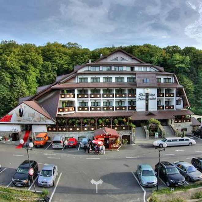 Hotel Fantanita Haiducului din Bradu