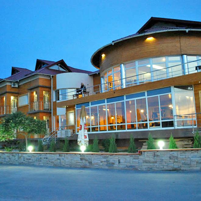 Pensiunea Casa Teo din Mahmudia