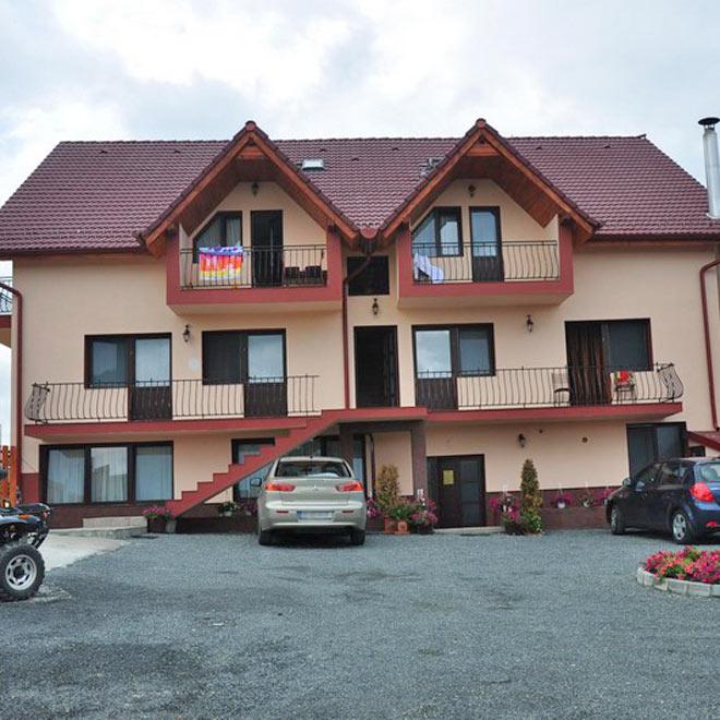Pensiunea Mamaruta din Ocna Sibiului