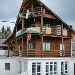 Pensiunea Montana din Muntele Baisorii