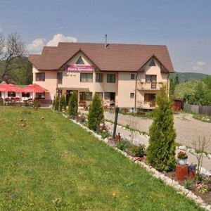 Pensiunea Poarta Apusenilor din Moldovenesti