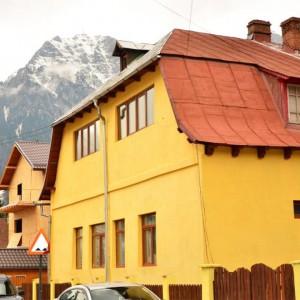 Vila Caprita din Busteni