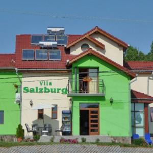 Vila Salzburg din Ocna Sibiului
