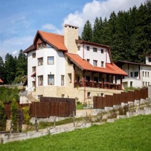 Vila Surya din Busteni