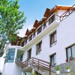 Cabana Veverita din Valea Doftanei
