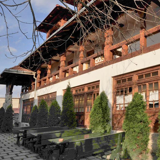 Casa Iurca de Calinesti din Sighetu Marmatiei