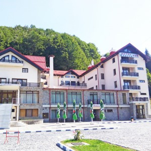 Hotel Floris din Cheia