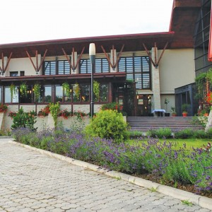 Hotel Secret Garden din Danesti