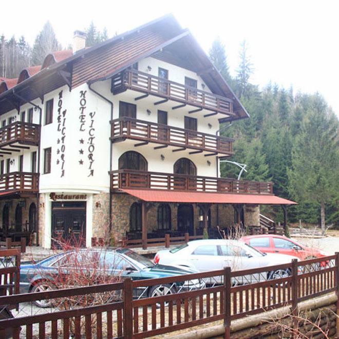 Hotel Victoria din Borsa