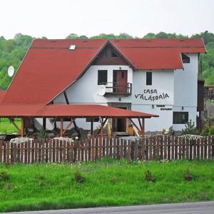 Pensiunea Casa Valasoaia din Cheia