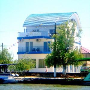 Pensiunea Marina din Sulina