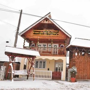 Pensiunea Rustic din Oncesti
