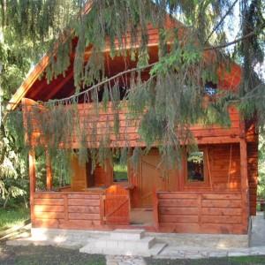 Cabana Dacilor din Calatele Padure