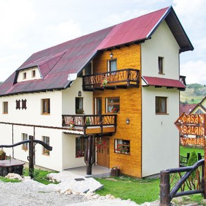 Casa Balan din Fundata
