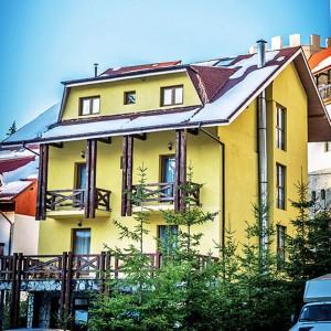 Pensiunea Mountain Villa din Poiana Brasov
