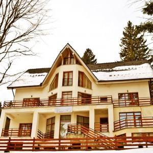 Vila Cristalfrost din Poiana Brasov