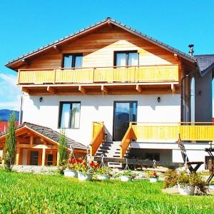 Vila Swiss Villa din Sacele