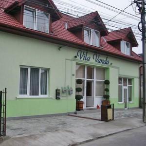 Vila Vanda din Cluj Napoca