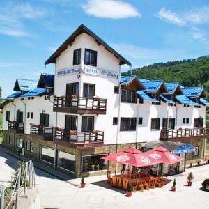 Hotel All Times din Timisul de Jos