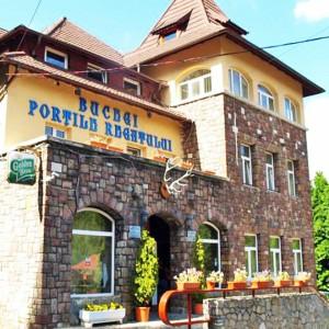 Hotel Bucegi Portile Regatului din Paraul Rece