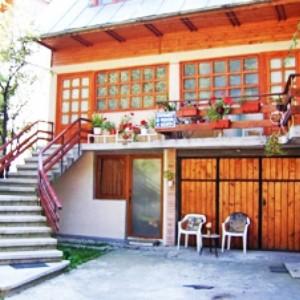 Vila Doru din Sinaia