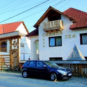 Cabana Iza din Barsana