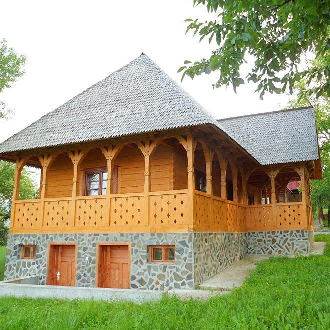 Casa de vacanta Padis din Breb
