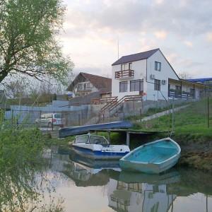 Casa de vacanta Simfonia Apelor din Dunavatul de Jos