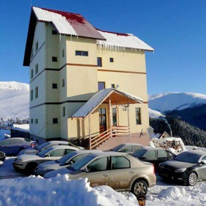 Pensiunea Belvedere din Ranca