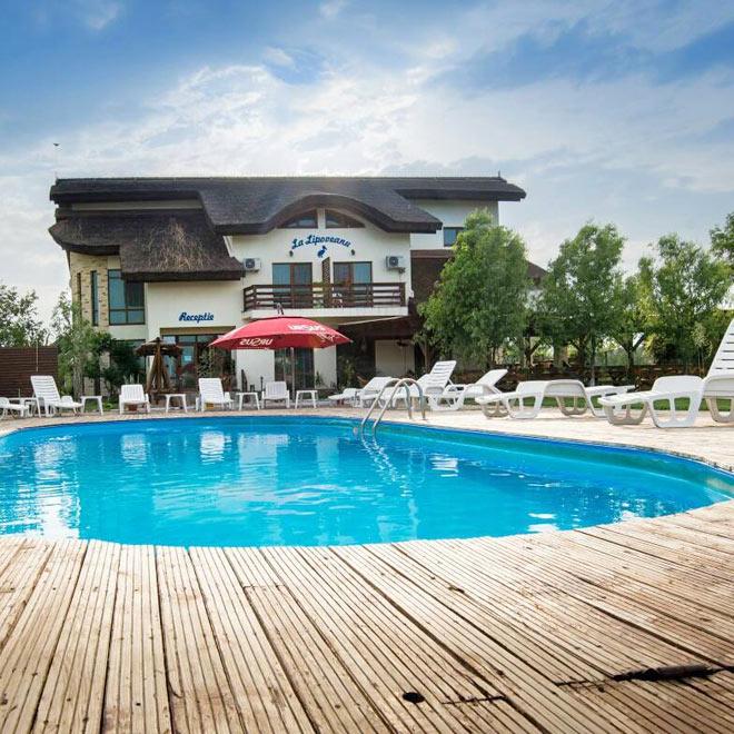 Pensiunea La Lipoveanu din Dunăvățul de Jos