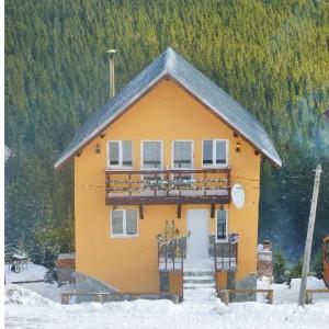 Cabana Mircea din Ranca