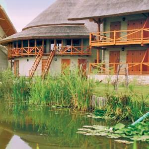 Green Village Resort din Sfantu Gheorghe