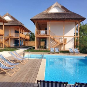 Limanul Resort din Chilia Veche