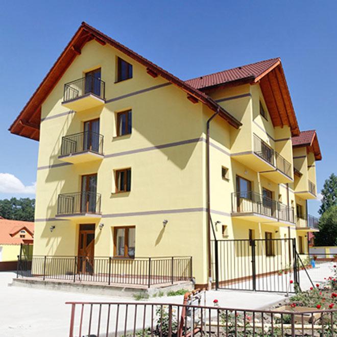 Pensiunea Casa Micu din Sibiu