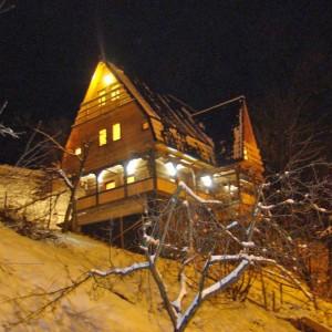 Pensiunea Wild Ski din Cavnic