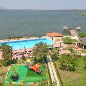 Puflene Resort din Murighiol