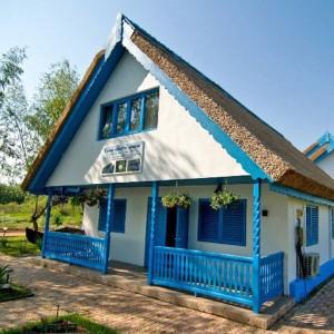 Casa Dintre Salcii din Uzlina