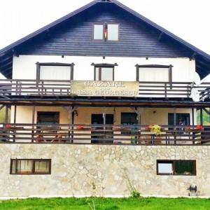 Casa Georgescu din Rasnov