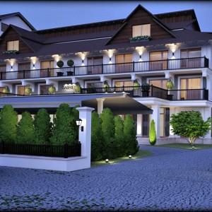 Hotel Gabriela din Viseu de Sus