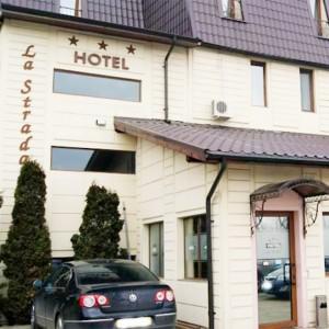 Hotel La Strada din Ploiesti