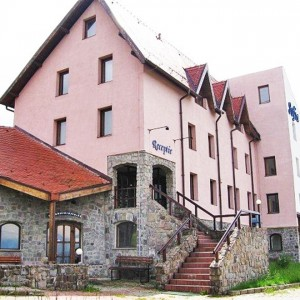 Hotel Sofia din Sohodol