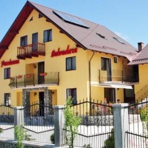 Pensiunea Belvedere din Rasnov