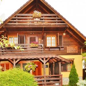 Vila Milenium Residence din Predelut
