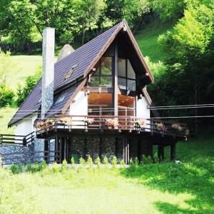 Vila Negras din Valea Doftanei