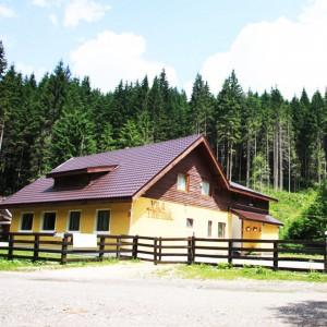 Vila Trifoiul din Azuga