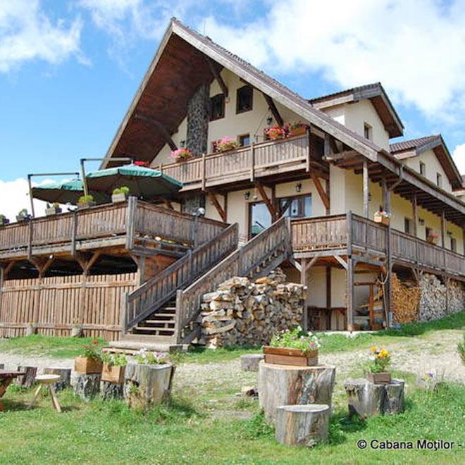 Cabana Motilor din Marisel